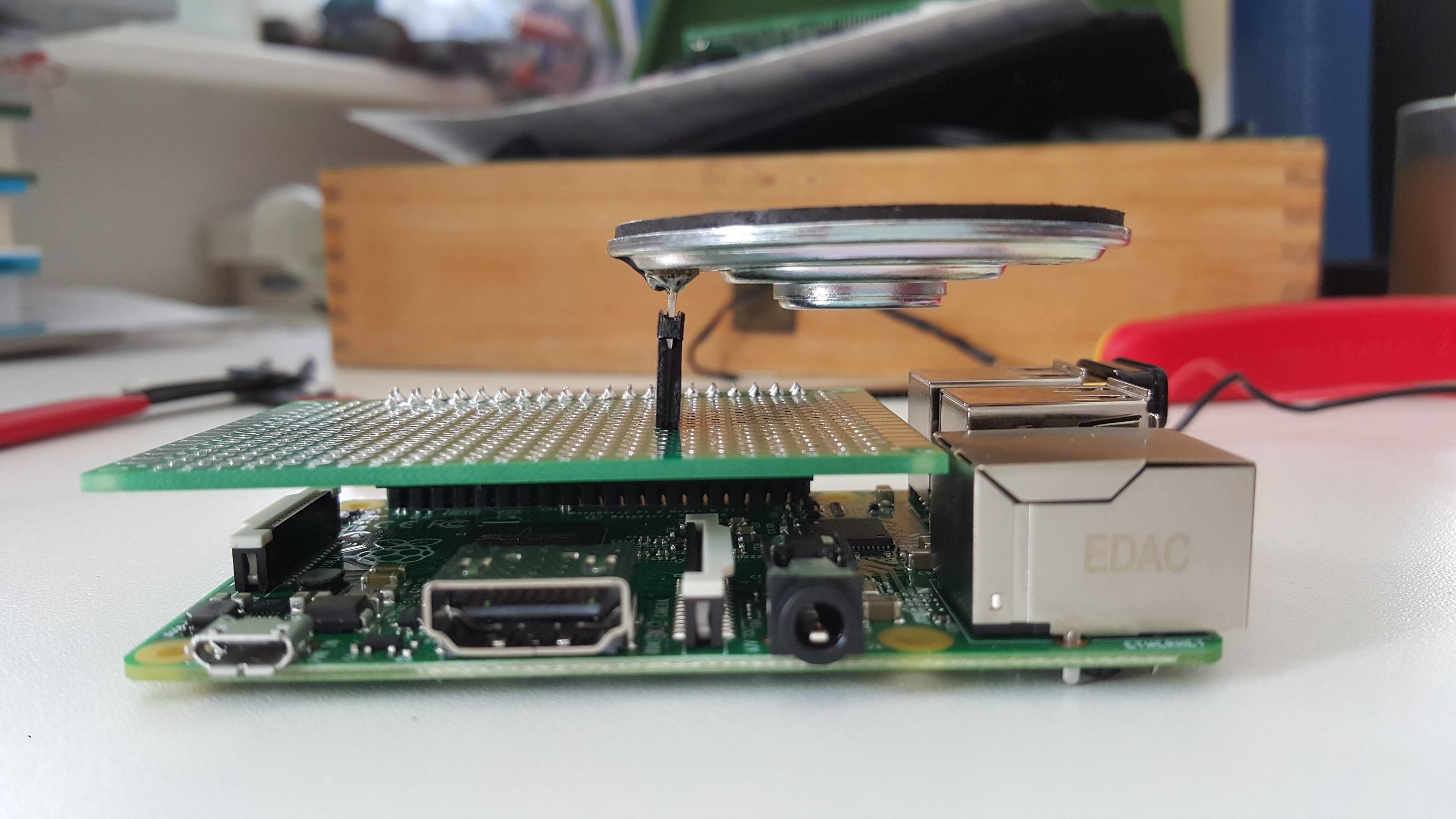 startrek speaker 2