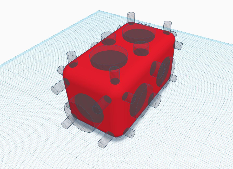 tinkercad ungrouped rounded box v31